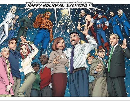 みんなでクリスマスを楽しもうじゃないか!