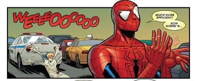 スパイダーマン(偽「だいたい合ってる」