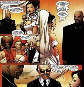 ルーク&ジェシカ結婚式