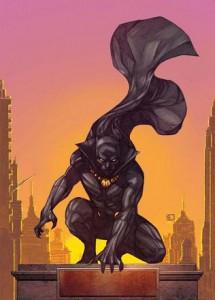 王たる黒豹