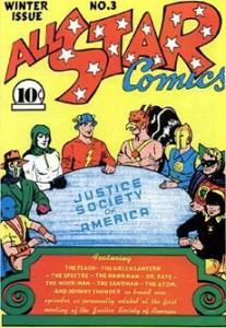 オールスターコミックス #3