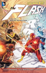 Flash Rogues Revolution