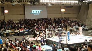 11月23日後楽園DDT