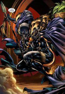 ブラックパンサー(シュリ その2)