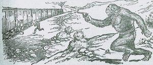 シックスガン・ゴリラの日常